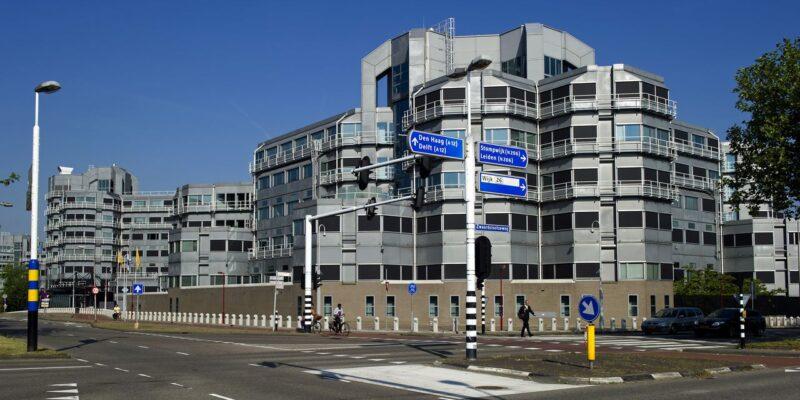 AIVD hoofdkantoor